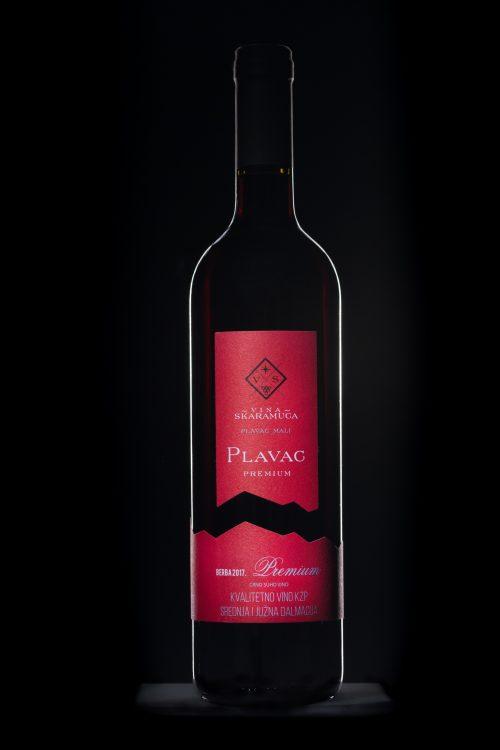 Plavac Premium kvalitetno vino