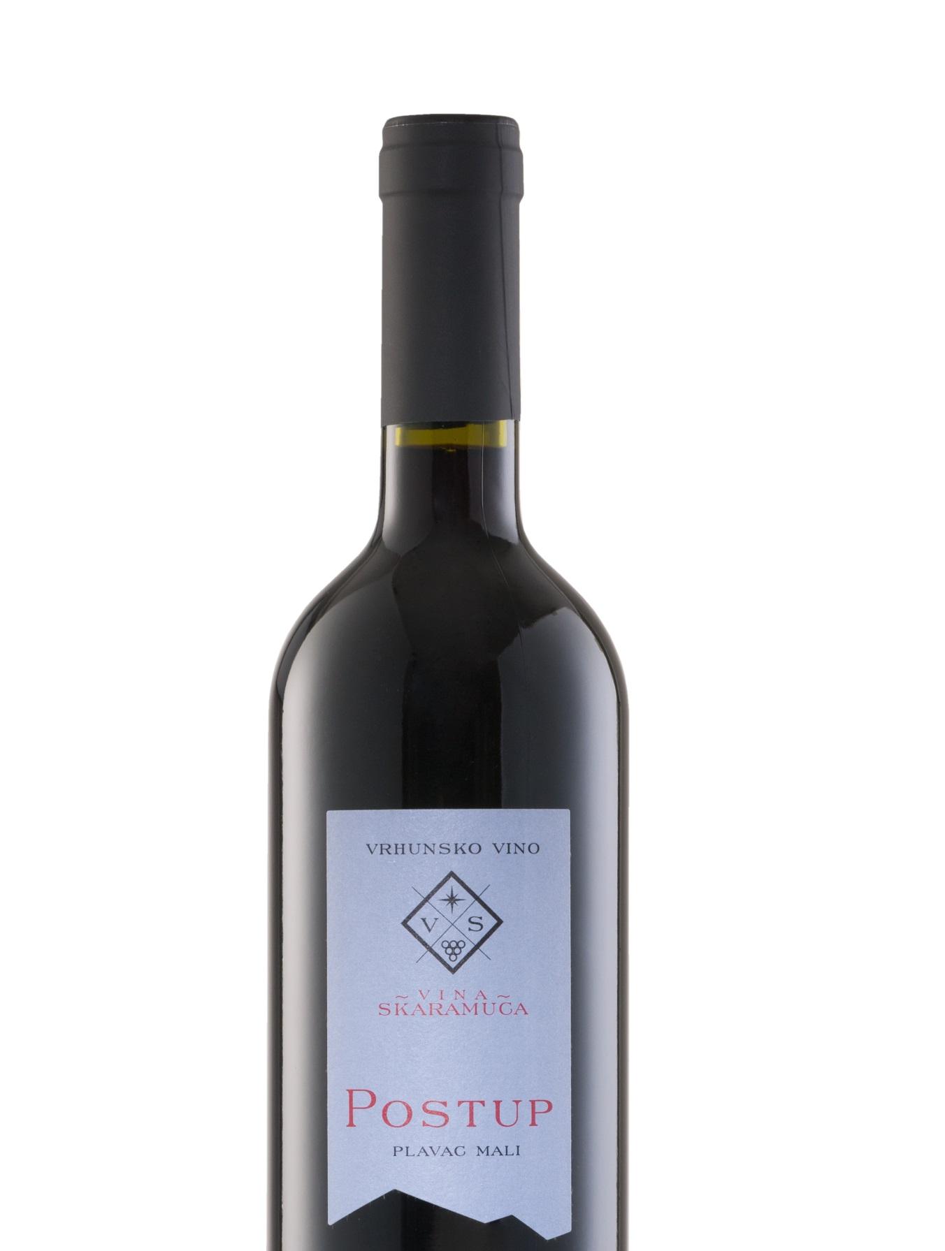 postup vino skaramuca