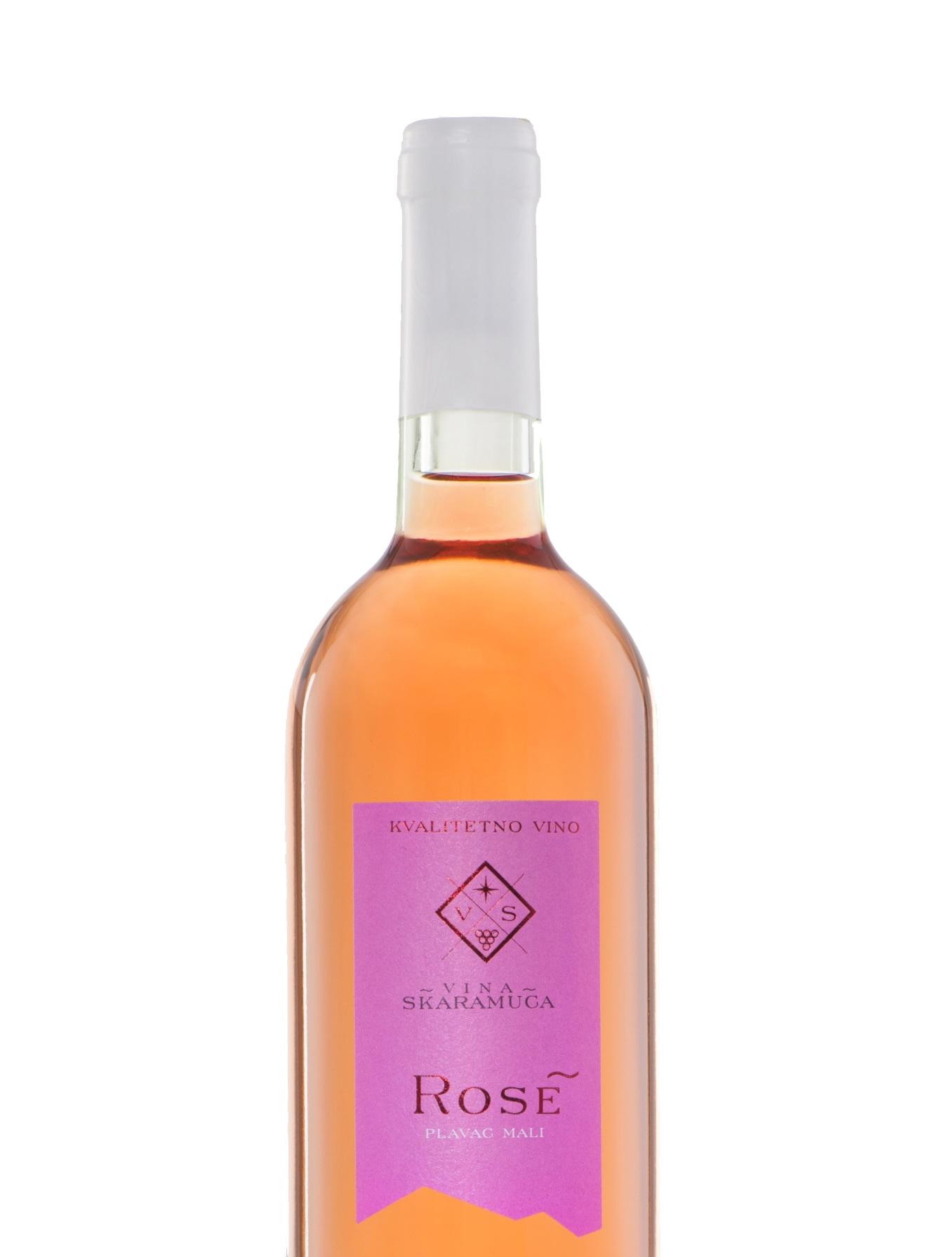 rose vino dingac skaramuca